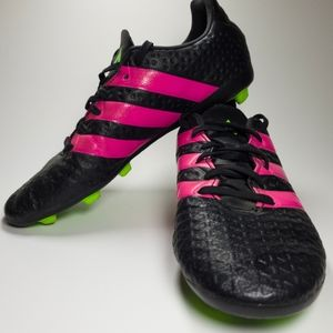 Adidas FXG Ace 16.4 Soccer Cleats Size 5 US